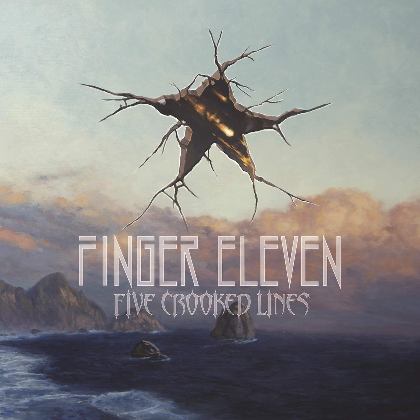 Finger Eleven - Five Crooked Lines (2015)