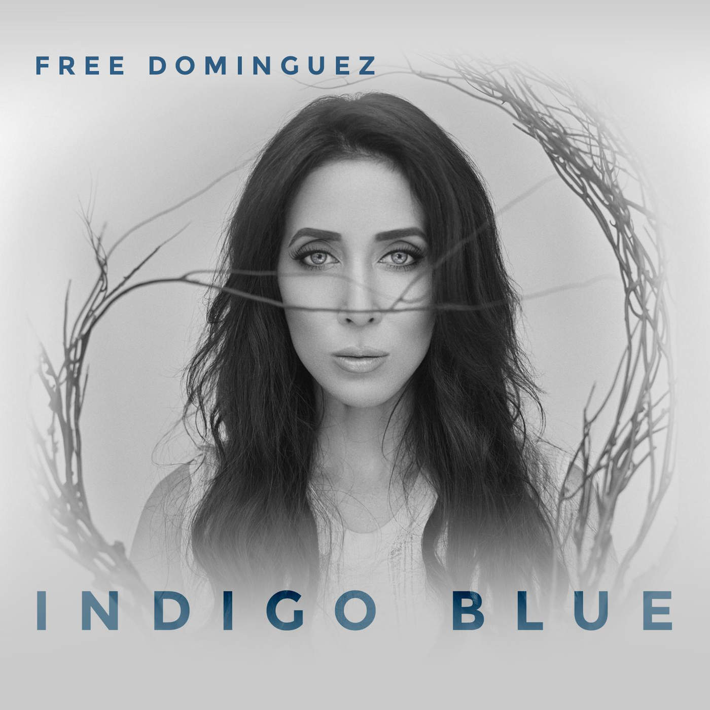 Free Dominguez - Indigo Blue (2015)