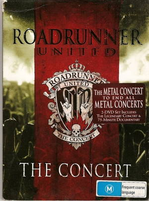 Roadrunner United - The Concert (2005)