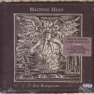 Machine Head – The Blackening (Special Edition) (2008)