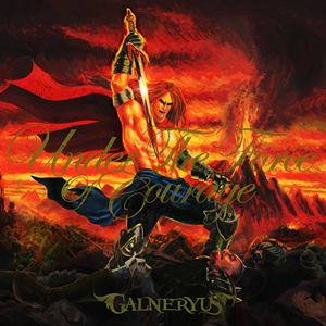 Galneryus - Under the Force of Courage (2015)
