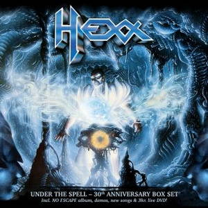 Hexx - Under The Spell - 30th Anniversary Box Set (2016)