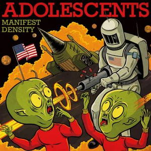 The Adolescents - Manifest Density (2016)