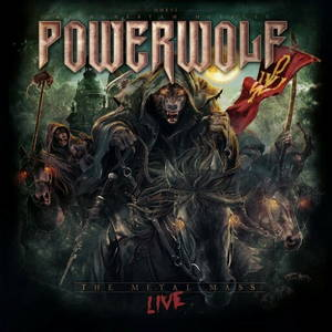 Powerwolf - The Metal Mass - Live (2016)