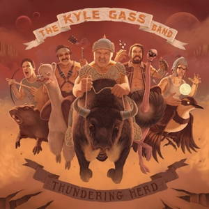 Kyle Gass Band - Thundering Herd (2016)