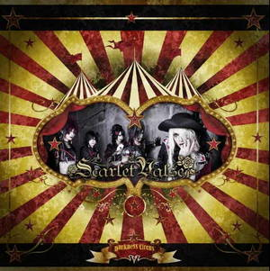 Scarlet Valse - Darkness Circus (2016)