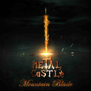 Metal Castle - Mountain Blade (2016)