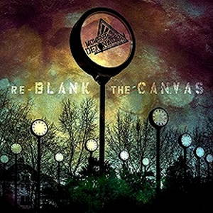 Moment of Detonation - Re-Blank the Canvas (2016)