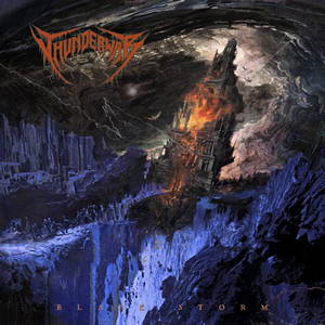 Thunderwar - Black Storm (2016)