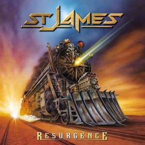 St James - Resurgence (2017)
