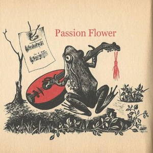 Time Toad - Passion Flower (2017)