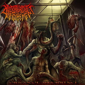 Displeased Disfigurement - Origin of Abhorrence (2017)