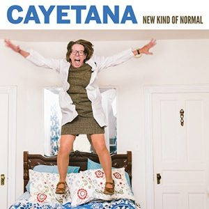 Cayetana – New Kind of Normal (2017)