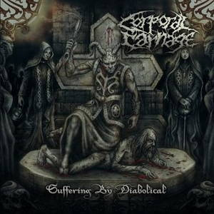 Corporal Carnage - Suffering By Diabolical (EP) (2017)