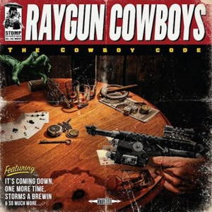 The Raygun Cowboys - The Cowboy Code (2017)