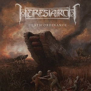 Heresiarch - Death Ordinance (2017)