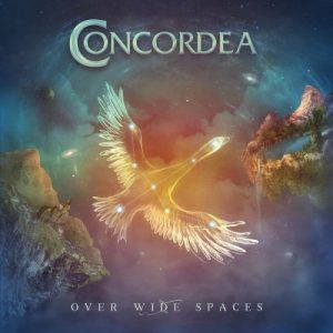 Concordea – Over Wide Spaces (2017)