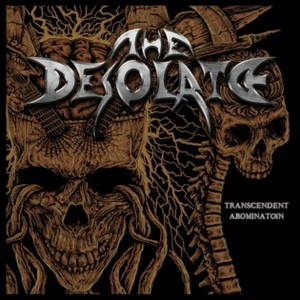 The Desolate - Transcendent Abomination (2017)