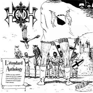 H and H - L' Etendard - The Anthology (2017)