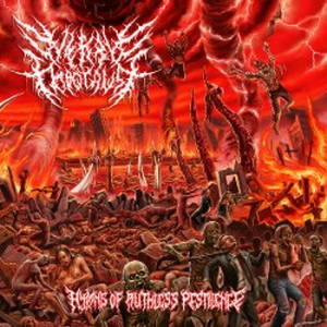 Nekroholocaust - Hymns of Ruthless Pestilence (2017)