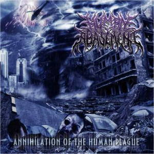 Human Abasement - Annihilation Of The Human Plague (2017)