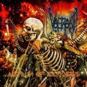 Vagrant - Asylum Of Darkness (2017)