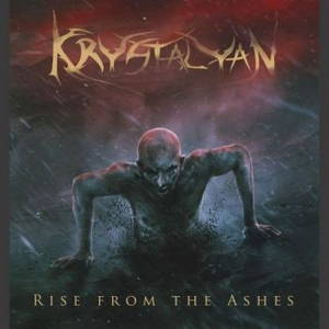 Krystalyan - Rise From The Ashes (2017)