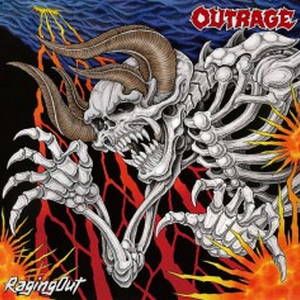 Outrage - Raging Out (2017)