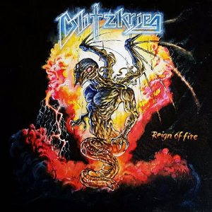 Blitzkrieg - Reign of Fire (2017)