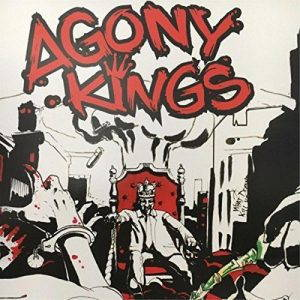 Agony Kings – Agony Kings (2017)