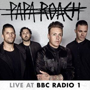Papa Roach – Live At BBC Radio 1 [EP] (2017)
