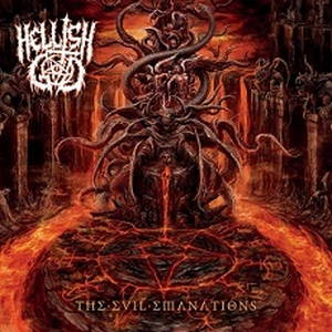 Hellish God - The Evil Emanations (2017)