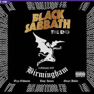 Black Sabbath - The End - 4 February 2017 Birmingham (2017)