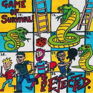 The Ejected - Game Of Survival (2017)