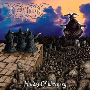 Hellion - Hordes Of Witchery (2017)