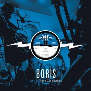 Boris - Live at Third Man Records (2017)