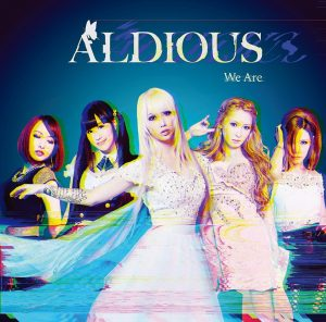 Aldious - We Are (EP) (2017)