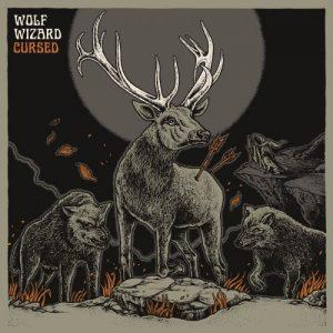 Wolf Wizard - Cursed (2017)