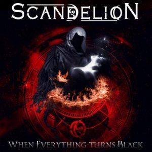 Scandelion - When Everything Turns Black (2017)