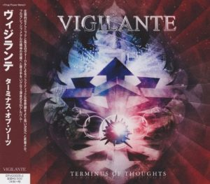 Vigilante - Terminus Of Thoughts (Japanese Edition) (2017)