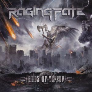 Raging Fate - Gods Of Terror (2017)