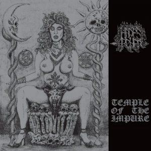 Hades Archer - Temple Of The Impure (2017)