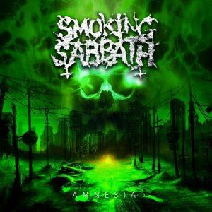 Smoking Sabbath - Amnesia (2017)