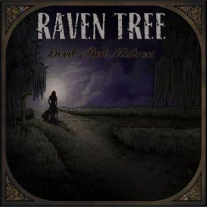 Raven Tree - Devil's Red Mistress (2017)