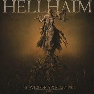Hellhaim - Slaves Of Apocalypse (2017)