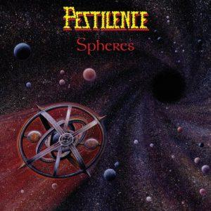 Pestilence - Spheres (Reissue) (2017)