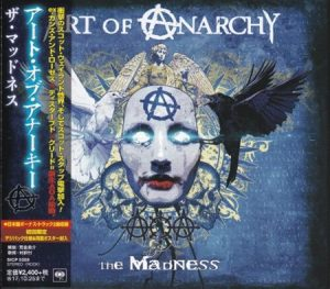 Art of Anarchy - The Madness (Japanese Edition) (2017)