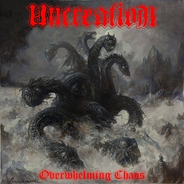 Uncreation - Overwhelming Chaos (2017)