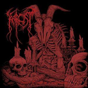 Karcist - Inner Sanctum Immolation [EP] (2017)