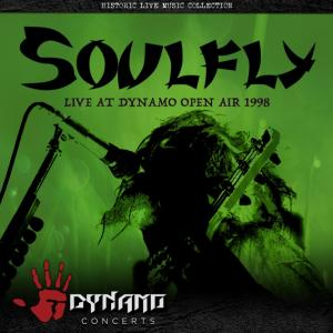 Soulfly - Live At Dynamo 1998